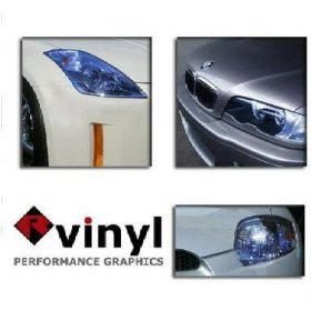 Show details of Titan 2004 - 2008 Headlight Tint Blue Smoke Kit.