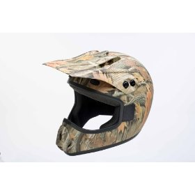 Show details of GPX Camouflage Mx Helmet Large.