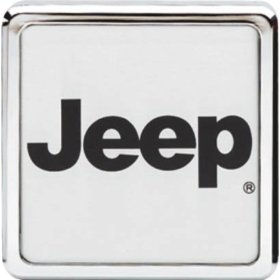 Show details of Bully CR-005 Jeep Hitch Cover.