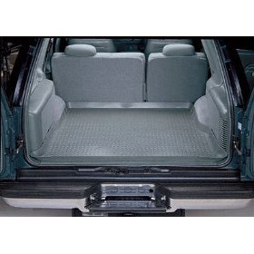 Show details of Husky Liners 20612 Gray Rubber Custom-Fit Cargo Liner.