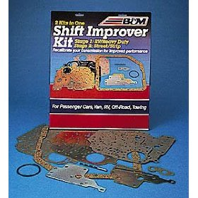 Show details of B&M 70360 Shift Improver Kit For Automatic Transmissions.