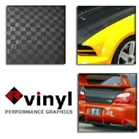 "Show details of Carbon Fiber II Vinyl Sheet Roll Kit Decal Hood 72""."