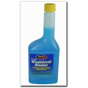 Show details of Johnsens Year Round Windshield Washer Cleaner and Anti-Freeze Concentrate, 12 oz..