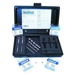Show details of Helicoil HEL5626-150 Metric Coarse Master Thread Repair Kit.