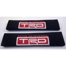 Show details of TRD Shoulder Pad.
