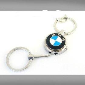 Show details of BMW Roundel Logo Valet Key Chain.