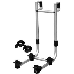 Show details of Big Bend Ladder-Mounted Double Bike Carrier.