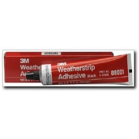 Show details of 3M(TM) Super Weatherstrip Adhesive Yellow 5 oz. tube.
