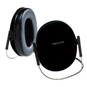 Show details of Peltor 97008 Shogunner Behind the Ear Hearing Protector.
