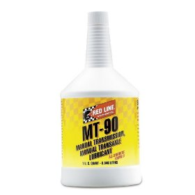 Show details of Red Line Manual Transmission (MT) 90W Gear Oil - 1 Quart, Pack of 12.