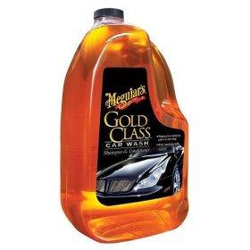 Show details of Meguiar's G7101 Gold Class Wash Shampoo & Cond, 1 Gallon.