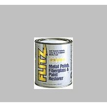 Show details of Flitz Paste Metal Polish 2 lb Can.