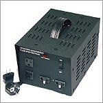 Show details of VT 1500 - HEAVY DUTY 1500 WATTS STEP UP/DOWN CONTINUOUS USE TRANSFORMER 110V-240V FOR WORLDWIDE USE.