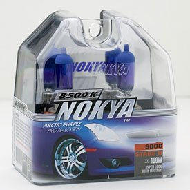 Show details of Nokya Arctic Purple 9006 Headlight Bulb 8500K (Stage 2).