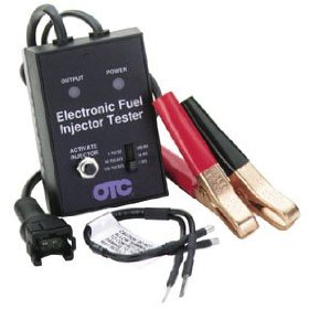Show details of OTC 3398 Fuel Injection Pulse Tester.