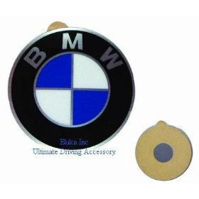 Show details of BMW Genuine Wheel Center Cap Emblem Decal Sticker 64.5mm.