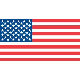 Show details of United States USA Country Flag Car Magnet.