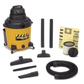 Show details of Shop-Vac 92543/QPL650 18-Gallon 6.5 HP Wet/Dry Vacuum.