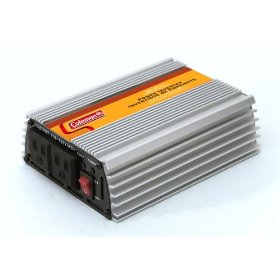Show details of Coleman 400 Watt Power Inverter - 800 Watts Peak Power #PMP400.