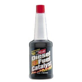 Show details of Red Line Diesel Fuel Catalyst - 12 Ounce, Pack of 12.