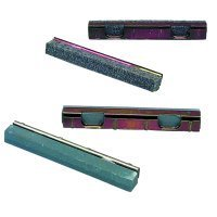 Show details of Lisle 15500 80 Grit Stone and Wiper Set for the 15000.
