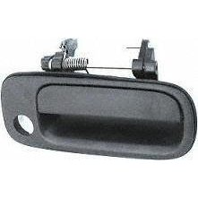 Show details of 92-96 TOYOTA CAMRY FRONT DOOR HANDLE RH (PASSENGER SIDE), Outer (1992 92 1993 93 1994 94 1995 95 1996 96) TY3220 6921033010.