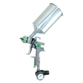 Show details of New 2.5mm HVLP SPRAY GUN-Auto Paint Primer-Metal Flake.