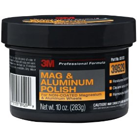 Show details of 3M Mag and Aluminum Polish 39529, 8.0 oz Net Wgt.