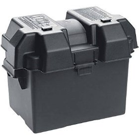 Show details of Noco Heavy-Duty Battery Box.