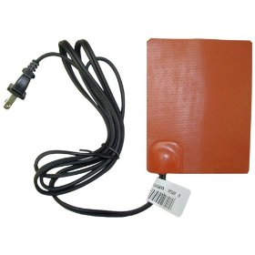 "Show details of Kats 24250 250 Watt 4""x 5"" Universal Hot Pad Heater."