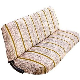 Show details of Coverking SPC 78 Tan Luxury Universal Fit Seat Cover.