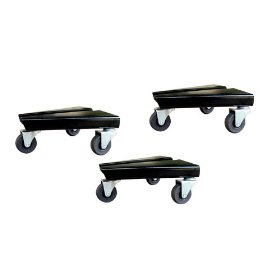 Show details of Larin TSDS-1 Triangle Snow Mobile Dolly Set.