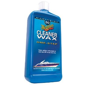 Show details of Meguiar's M5032 Boat/RV Cleaner Wax - Liquid - 32 oz..