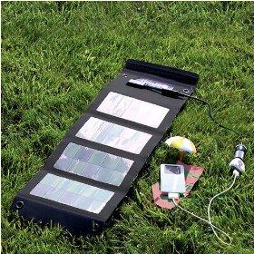Show details of Sunforce 22005 12-Volt MotoMaster Eliminator Folding Solar Panel.