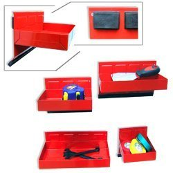 Show details of 4-Piece Magnetic Tool & Parts Tray Set.