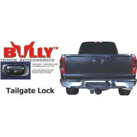 Show details of Bully LH-003 Full Size Tailgate Lock.