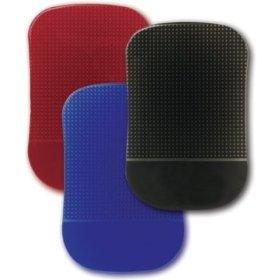 Show details of Handstands Jelly Sticky Pad - Color Black.