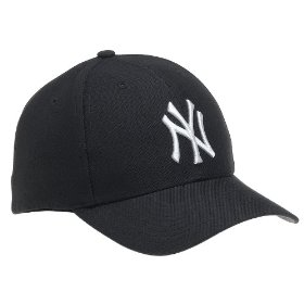 Show details of New York Yankees MVP Adjustable Cap.