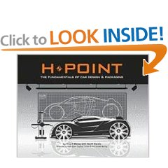 Show details of H-Point: The Fundamentals of Car Design & Packaging (Paperback).
