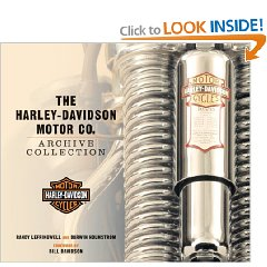 Show details of The Harley-Davidson Motor Co. Archive Collection (Hardcover).