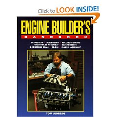 Show details of Engine Builder's Handbook (Paperback).
