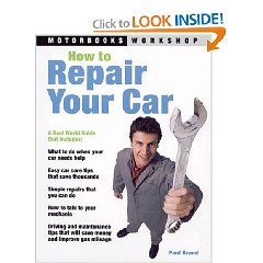 Show details of How to Repair Your Car (Motorbooks Workshop) (Paperback).