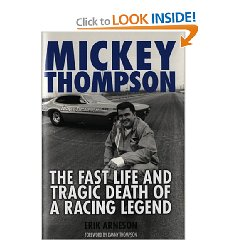 Show details of Mickey Thompson: The Fast Life and Tragic Death of a Racing Legend (Hardcover).