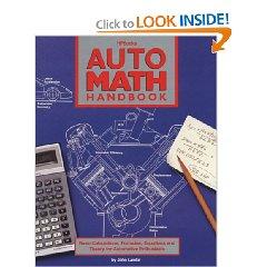 Show details of Auto Math Handbook HP (Paperback).