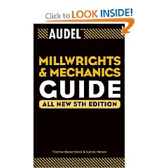 Show details of Audel  Millwrights and Mechanics Guide (Paperback).
