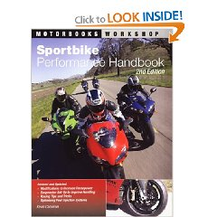Show details of Sportbike Performance Handbook (Motorbooks Workshop) (Paperback).