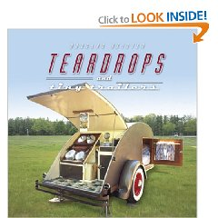 Show details of Teardrops and Tiny Trailers (Hardcover).