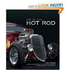 Show details of Art of the Hot Rod (Hardcover).