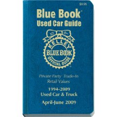 Show details of Kelley Blue Book April - June 2009 Used Car Guide: Consumer Edition (Kelley Blue Book Used Car Guide Consumer Edition) (Paperback).