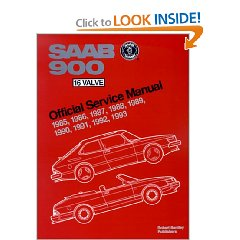Show details of Saab 900 16 Valve Service Manual: 1985-1993/Including All Turbo Spg, and All Convertible (Saab Part No. P/N 02 16 861) (Paperback).